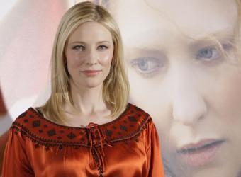 Cate Blanchett promocionará una de las cremas más caras del mercado