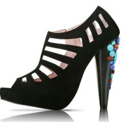 Foto 2 de 5 de la galería zapatos-pret-a-porter-de-inspiracion-egipcia-por-patricia-rosales en Trendencias