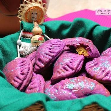 Receta: Empanadas de cajeta de calabaza