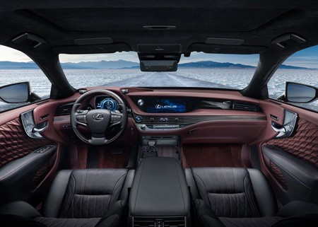 Lexus Ls 500h 2018 1600 5e