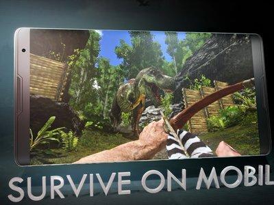 ARK: Survival Evolved también dará el salto a móviles. Así luce en un iPhone 8