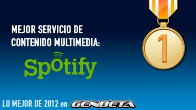 Lo mejor de 2012: los mejores servicios multimedia