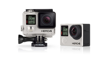 GoPro HERO4 y HERO