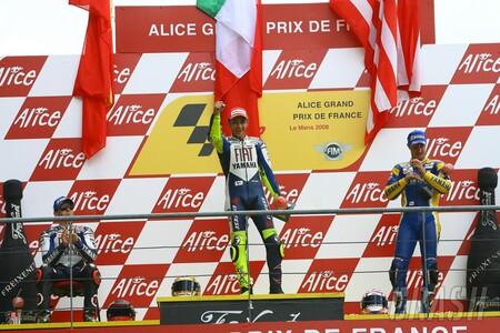 Francia Yamaha Motogp 2008