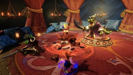 Así lucen los villanos de Crash Bandicoot N. Sane Trilogy en su nuevo tráiler