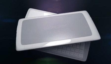 Archos G10 XS, con teclado y diseño ultradelgado