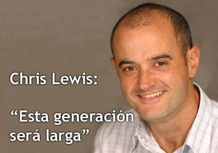 Chris Lewis quiere que esta generación sea larga