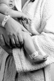 Los recién nacidos se identificarán por la huella digital