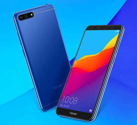 Oferta Flash: Huawei Honor 7A por sólo 88,99 euros y envío gratis