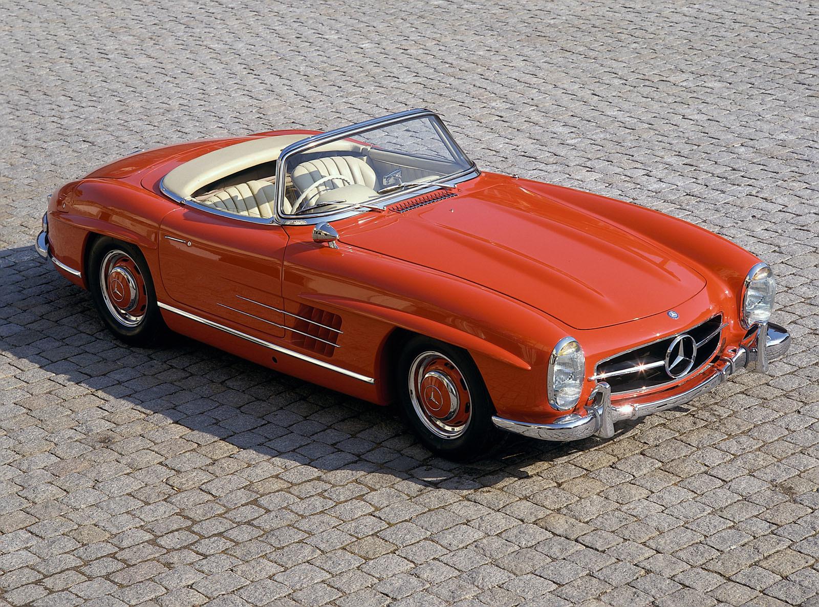 Foto de Mercedes 300 SL Roadster (60 aniversario) (14/21)