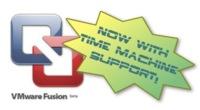 VMWare Fusion 1.1.2 ahora con soporte a Time Machine