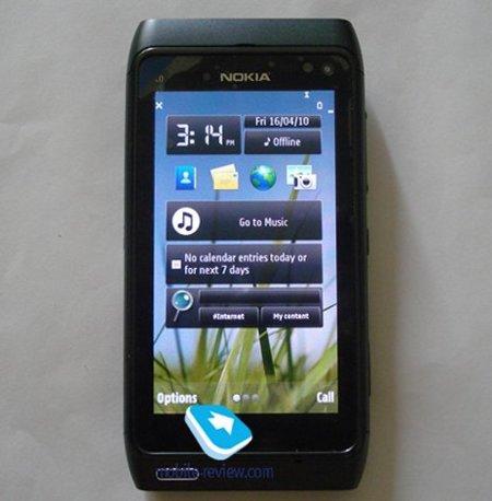 Nokia N8: primeras imágenes e impresiones, ¿decepción?