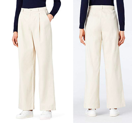 Pantalon Amazon Blanco