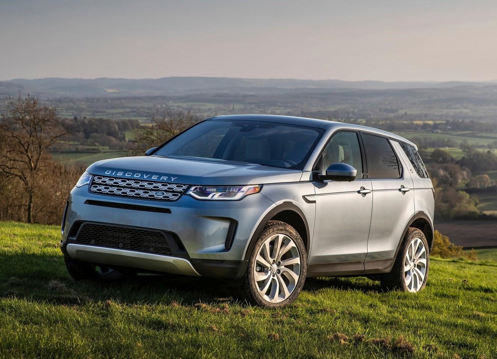 Foto de Land Rover Discovery 2020 (7/24)