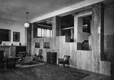 Adolf Loos Desornamentacion Villa Muller