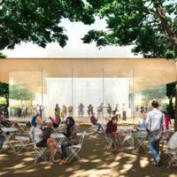 El Campus 2 de Apple tendrá un centro de visitantes y un mirador con vistas a la nave nodriza
