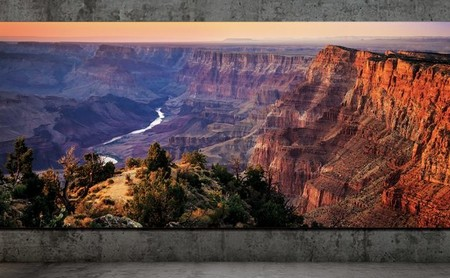 The Wall Luxury: los paneles MicroLED conforman el futuro para Samsung en su nueva y exclusiva gama de televisores