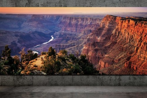 The Wall Luxury: los paneles MicroLED conforman el futuro para Samsung en su nueva y exclusiva gama de televisores