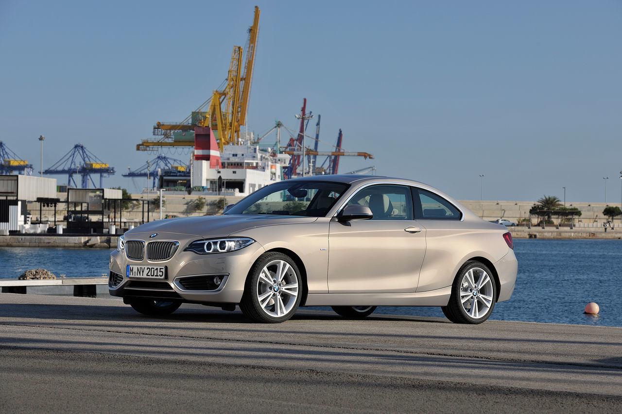 Foto de BMW Serie 2 Coupé (35/55)
