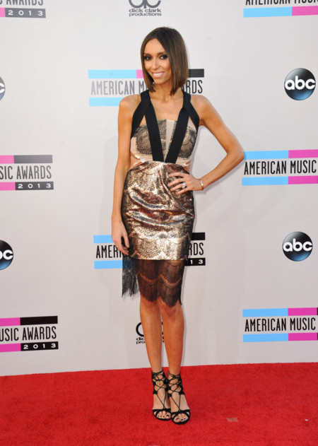 Giuliana Rancic American Music Awards