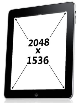 iPad 2 podría cuadriplicar en número de píxeles a su antecesor, ¿exagerado?