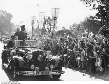Así era el coche de Hitler: el Großer Mercedes que le hacía sentir más alto que los demás