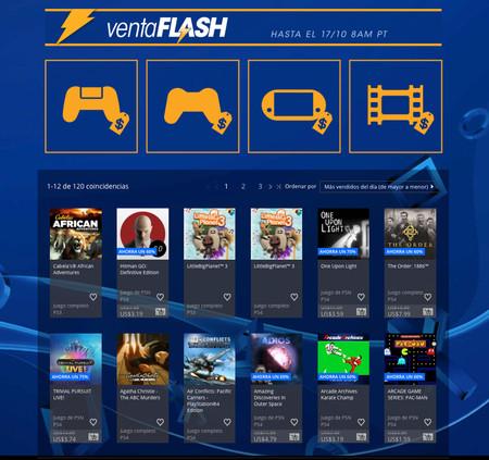 Venta Flash 01