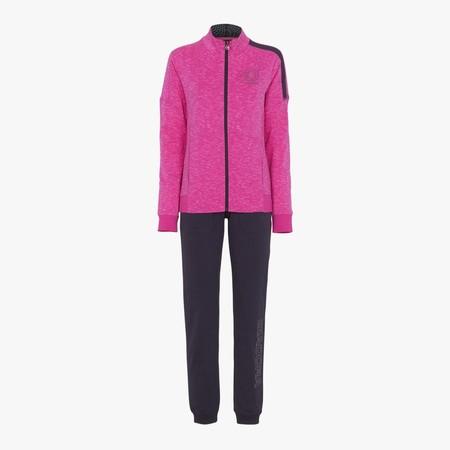 Por 29 euros y con envío gratis en Ebay podemos comprar el  chándal para mujer Diadora L.suit Fl Logo