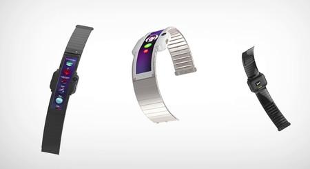 Nubia muestra un smartphone flexible que se convierte en pulsera