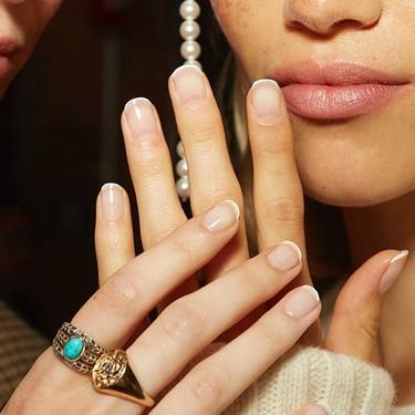 Siete manicuras muy sencillas de hacer pero con un toque diferente que las hace especiales