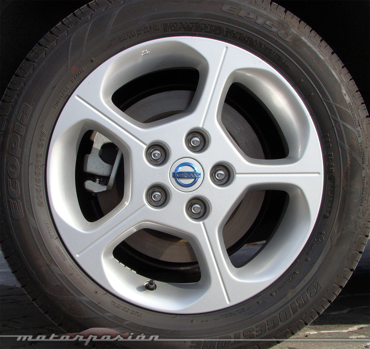 Foto de Nissan Leaf, prueba (23/27)