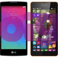 Yoigo apuesta por la gama baja más atractiva: Lumia 535, Xperia E4G, LG Spirit y ZTE Blade V220