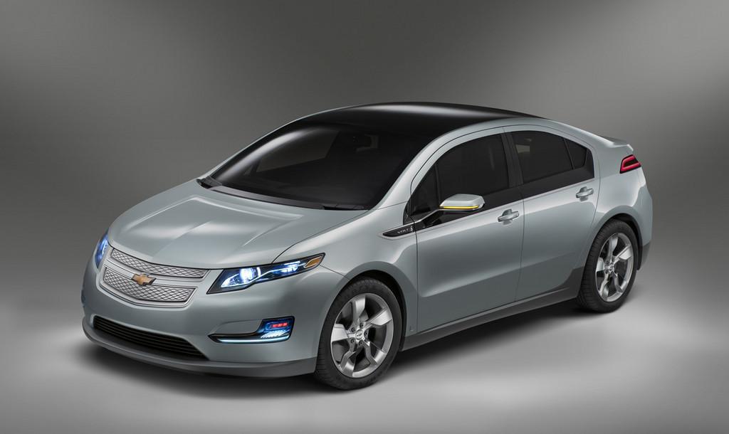 Foto de 2011 Chevrolet Volt (1/11)