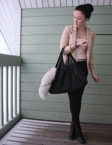 La vuelta al trabajo tras la Navidad: 10 looks de calle para empezar bien 2011