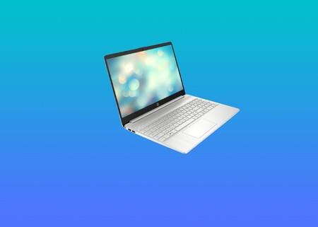 El portátil más vendido de El Corte Inglés es el moderno HP 15s: ofimática y navegación por menos de 400 euros y envío gratis