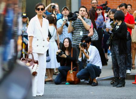 Las mujeres mejor vestidas del street style de 2012 (y III)