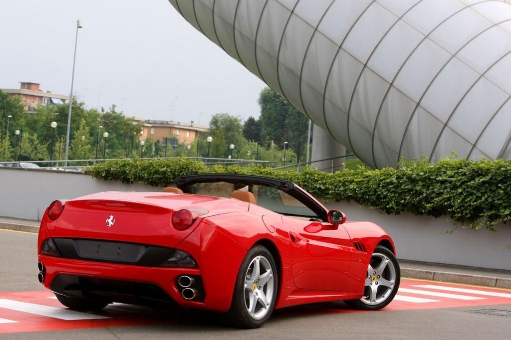 Foto de Ferrari California (20/50)