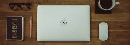 Mac stickers para dar personalidad a tu portátil