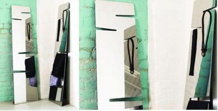 Espejo colgador de Alex Bradley