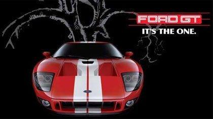 ¿Quieres probar un Ford GT?