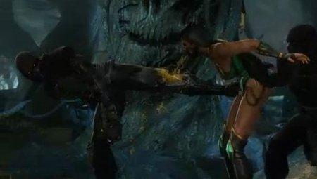 'Mortal Kombat': Noob Saibot te hará echar la pota... a golpes