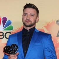 Justin Timberlake a lo azulito