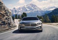 ¿Veremos un BMW Serie 9 Concept en Beijing?