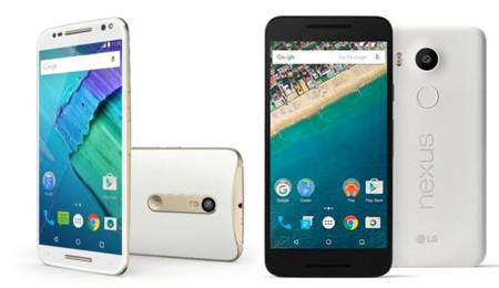 Moto X Play vs Nexus 5X
