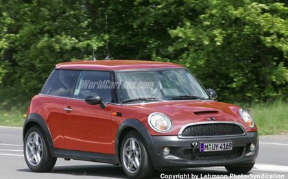 La nueva generación del Mini Cooper S