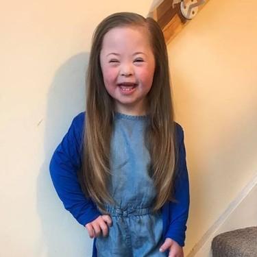 Día Mundial del Síndrome de Down: ¿Llevas calcetines desparejados? Una niña quiere pedirte que lo hagas por una importante razón