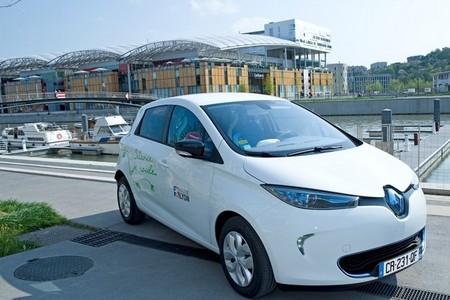 Un Renault ZOE con 400 kilómetros de autonomía en 2020
