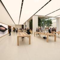 Imagen de la semana: La apertura de las dos primeras Apple Store de los Emiratos Árabes