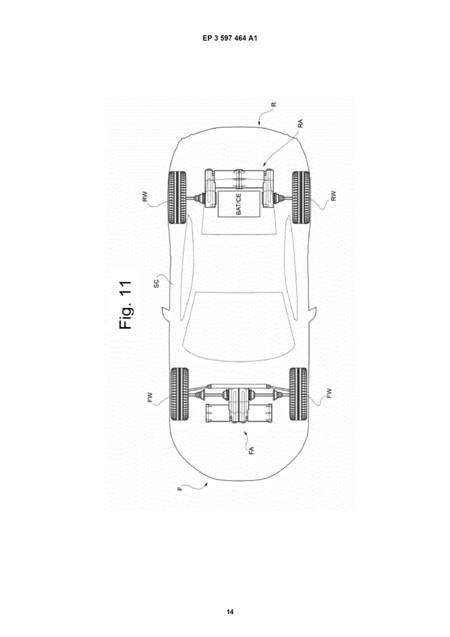 Ferrari Electric Patent Ep3597464a1 14