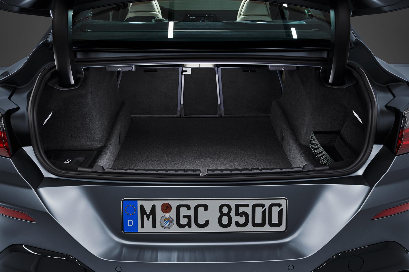 Foto de BMW Serie 8 Gran Coupé (presentación) (148/159)